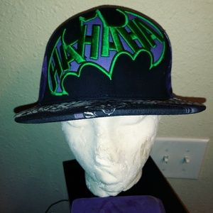 Joker hat hahaha fitted
